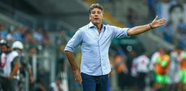 Renato Gaúcho é o alvo preferido do Flamengo para assumir o comando técnico