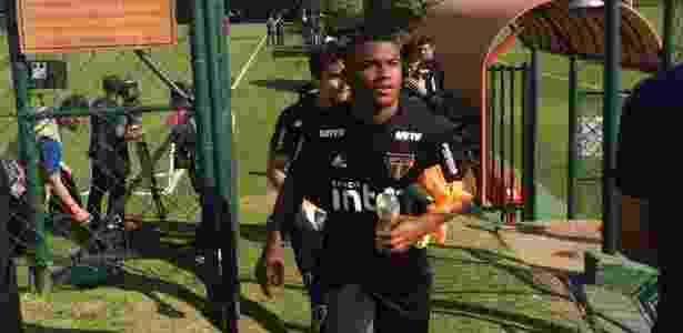 Luan vai ser titular do São Paulo neste domingo - José Eduardo Martins/UOL