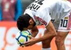 Lisca revela pedido de desculpas de Nenê após críticas ao são-paulino - Ale Cabral/AGIF