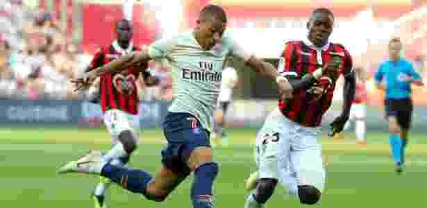 Mbappé - Jean-Paul Pelissier/Reuters - Jean-Paul Pelissier/Reuters