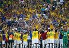 Brasil x Espanha em 2013 despertou o complexo de pitbull do nosso futebol - REUTERS/Kai Pfaffenbach
