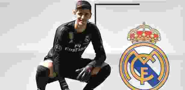 Courtois foi o reforço madrileno de maior impacto na última janela de transferências - Denis Doyle/Getty Images