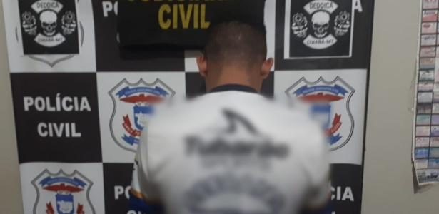 Clemente Borges Aranha foi preso acusado de abusar de menores - Divulgação