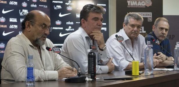 Diretoria do Corinthians acertou com mais um patrocinador neste início de 2019 - Daniel Augusto Jr. / Ag. Corinthians