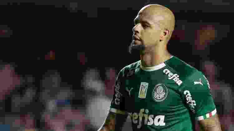 Felipe Melo foi o jogador com maior interesse de busca em 2018 - Marcello Zambrana/AGIF