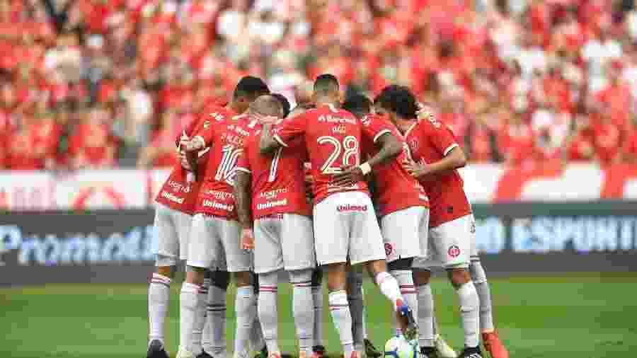 Internacional aposta em sequência no Beira-Rio para se consolidar no grupo da Libertadores - Ricardo Duarte/SC Internacional
