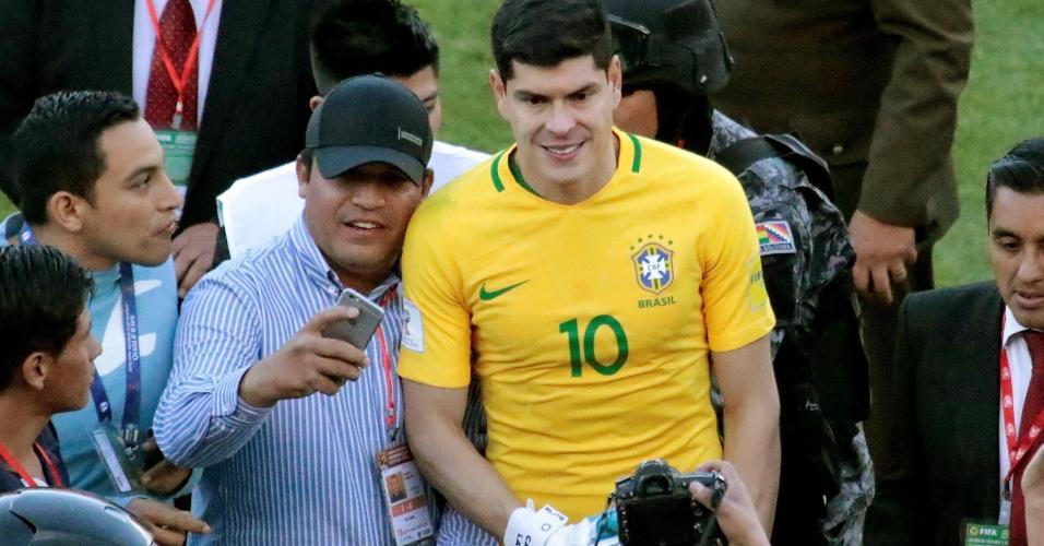 Carlos Lampe camisa Neymar
