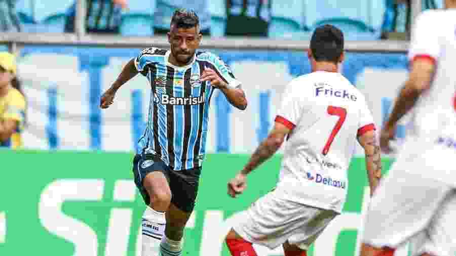 Divulgação/Site oficial do Grêmio