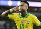 Neymar desequilibra para o Brasil mesmo sem ritmo e perseguido por vaias - Michael Reaves/Getty Images/AFP