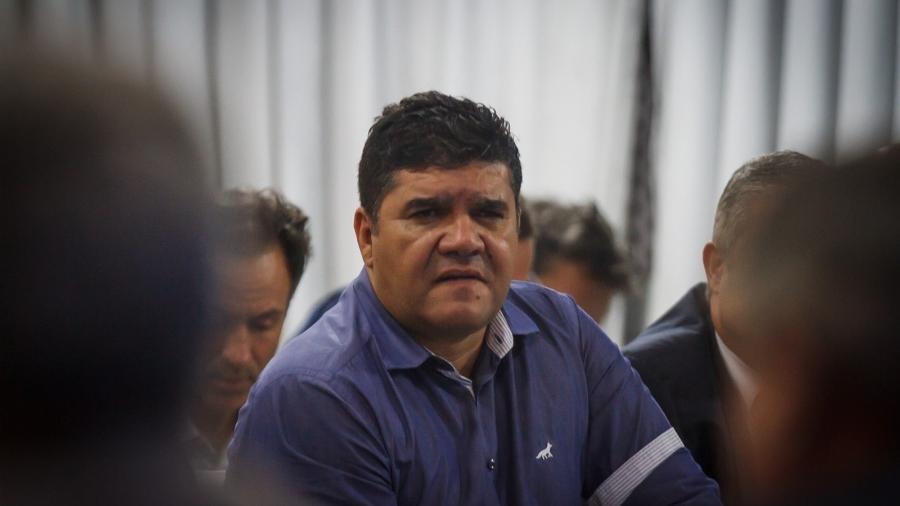 Sergio Nonato dos Reis ocupou o cargo de diretor geral do Cruzeiro na gestão Wagner Pires de Sá - Vinnicius Silva/Cruzeiro