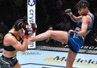 Luana 'Dread' anula rival mexicana e anota segunda vitória seguida no UFC