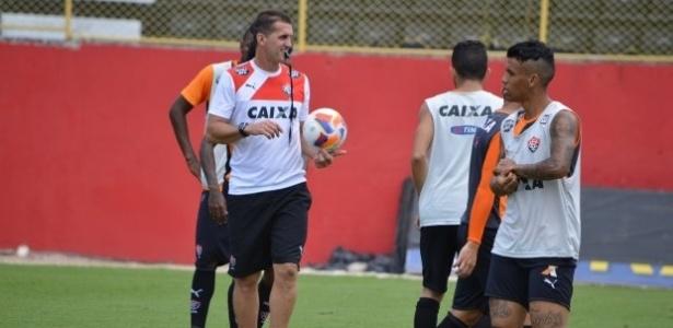 Vágner Mancini promete usar atitude do Bahia como motivação