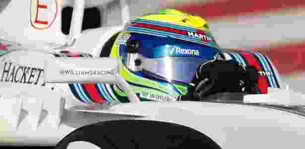 Massa fez sua estreia na pré-temporada  - Sergio Perez/Reuters