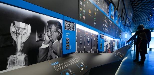 Museu da Fifa foi inaugurado em fevereiro, mas já acumula prejuízo