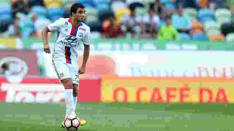Rafael, lateral do Lyon - Carlos Rodrigues/Getty Images - Carlos Rodrigues/Getty Images