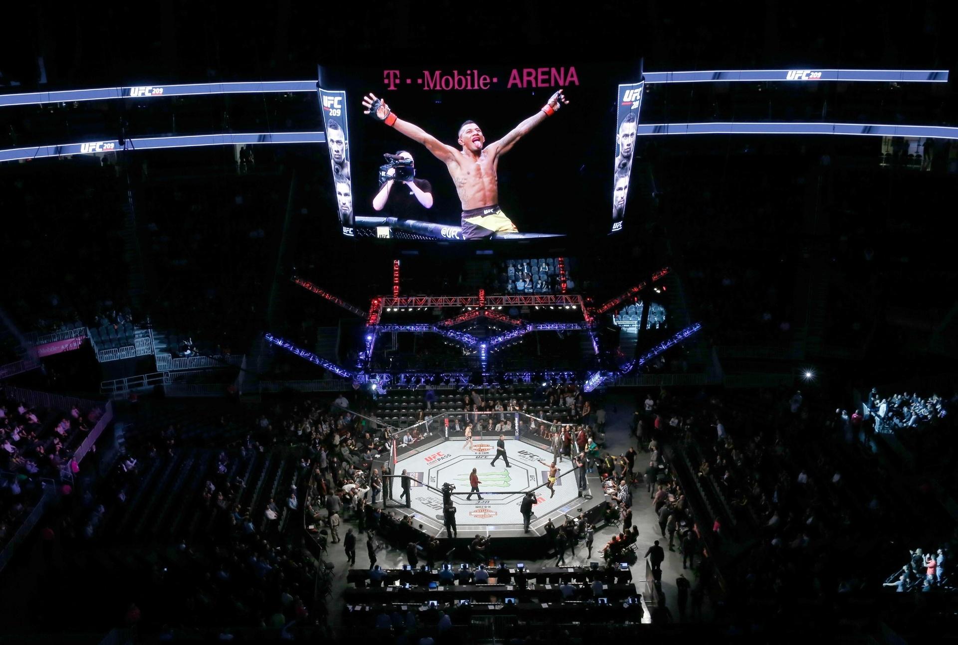 Vitória Iuri Marajó (UFC 209)