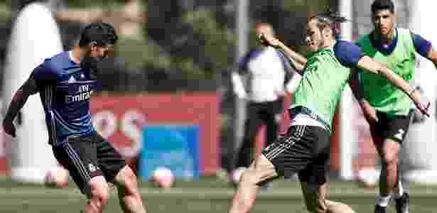 Bale se machucou no clássico contra o Barcelona pelo Campeonato Espanhol - @realmadrid/Twitter