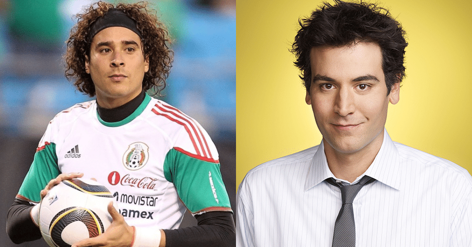 "GUILLERMO OCHOA - Josh Radnor, o Ted de ""How I Met Your Mother"""