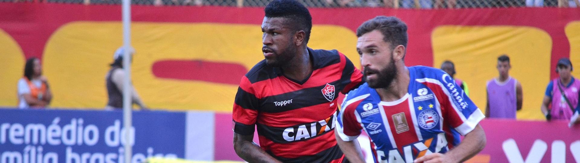 Vitória e Bahia se enfrentam em clássico no Barradão