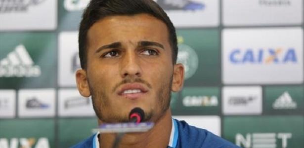 Guilherme Parede: primeiro gol e volta por cima projetada - Comunicação CFC