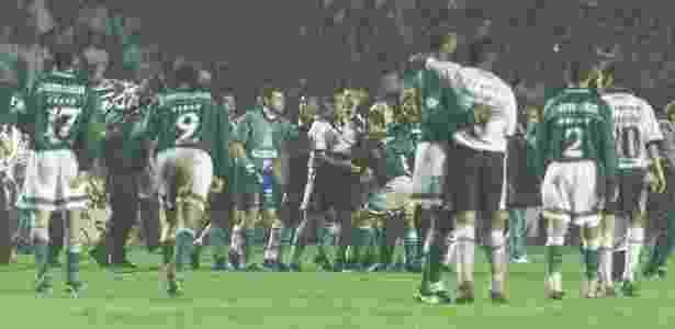 Corinthians x Palmeiras - Paulo Giandalia/Folhapress - Paulo Giandalia/Folhapress