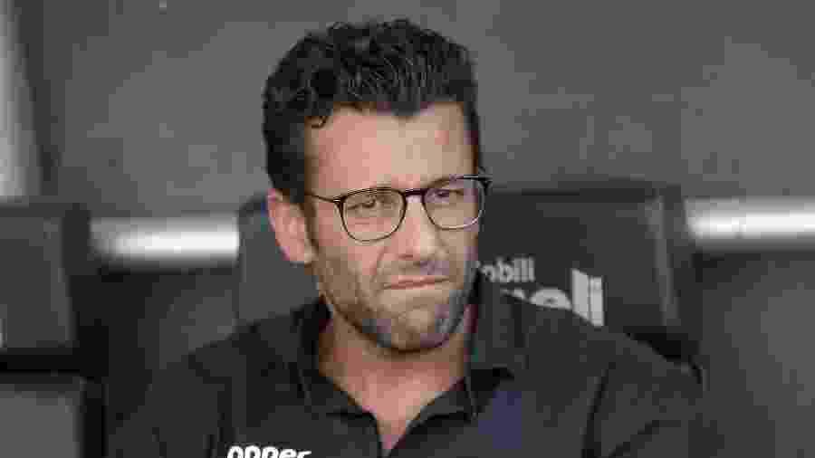 Alberto Valentim foi campeão do Carioca com o Botafogo, ano passado - Thiago Ribeiro/AGIF