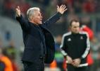 """Técnico condena falhas do Bayern: """"Demos dois gols de presente ao Real"""" - REUTERS"""