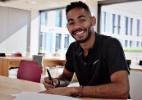 Leipzig contrata promessa brasileira de 19 anos por R$ 65 milhões - Facebook/Leipzig