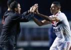 São Paulo vence Cruzeiro por 1 a 0 e garante vaga na Libertadores - Marcello Zambrana/Agif