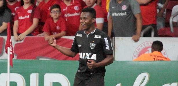 Atlético-MG chegou aos 56 pontos e não poderá ser mais alcançado por Botafogo ou Santos - Lucas Sabino/AGIF