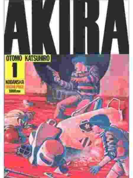 Capa Akira 1 - Reprodução - Reprodução