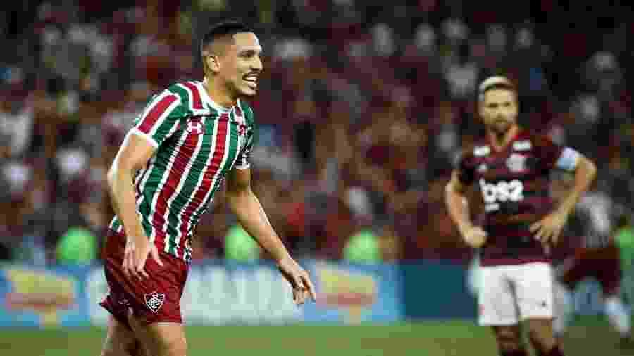 Gilberto deve voltar ao time titular do Fluminense - Lucas Mercon/Fluminense FC