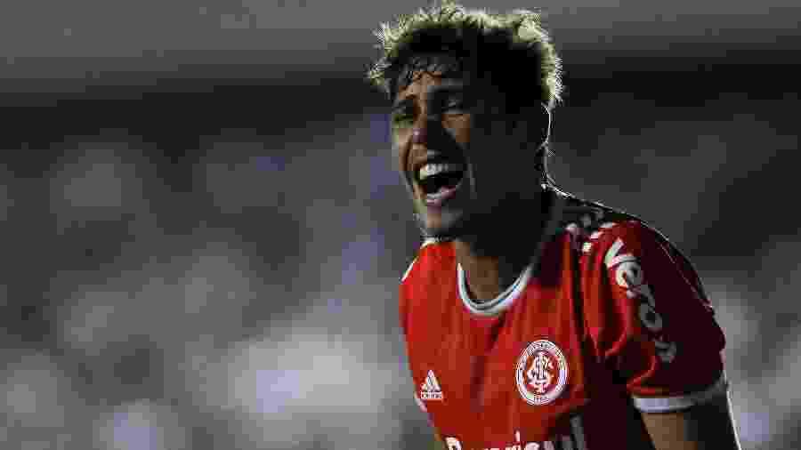 Internacional vence o Corinthians pela semifinal da Copa São Paulo de Futebol Júnior, por 3 a 1, hoje (21), na Arena Barueri - MARCO GALVãO/FOTOARENA/FOTOARENA/ESTADÃO CONTEÚDO