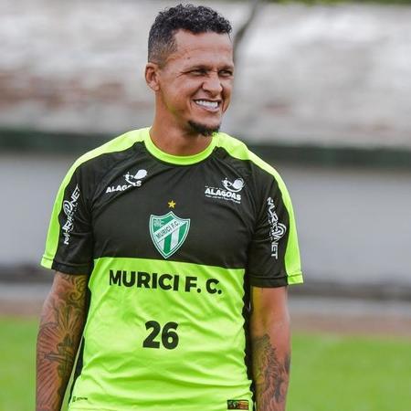 Meia Souza, campeão mundial pelo São Paulo - Divulgação/Murici F.C.