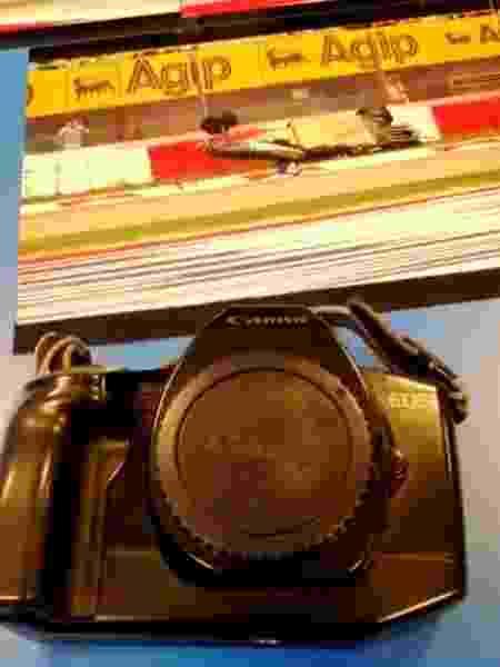câmera rubinho - Reprodução/Julianne Cerasoli - Reprodução/Julianne Cerasoli