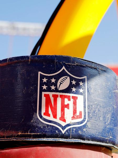 Logo da NFL - David Eulitt / GETTY IMAGES NORTH AMERICA / AFP