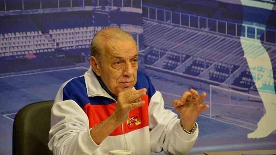 Armando Gomes nasceu em Santos - Reprodução / Facebook