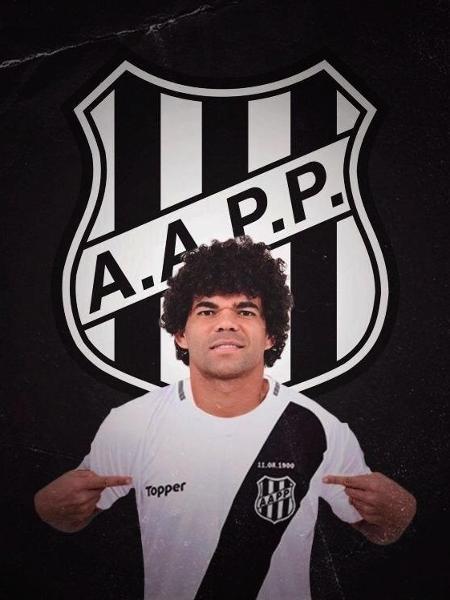 Camilo, jogador da Ponte Preta - Reprodução