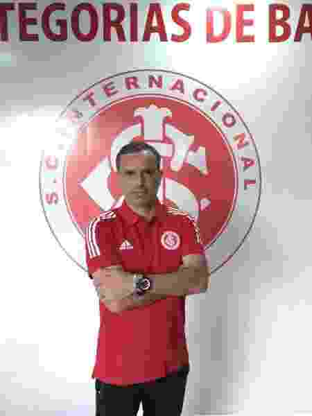 Gustavo Grossi, novo gerente executivo das categorias de base do Inter - Jota Finkler/Inter - Jota Finkler/Inter