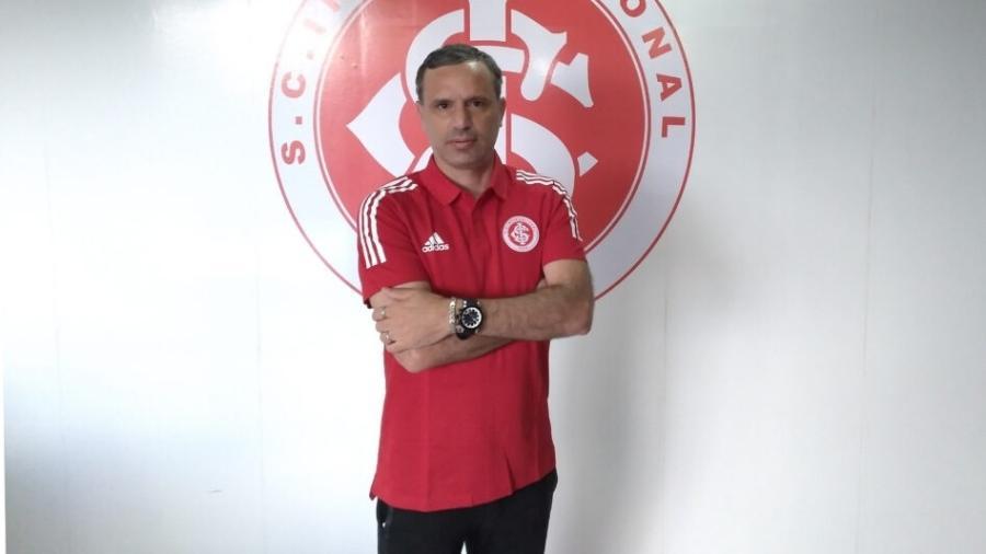 Gustavo Grossi, novo gerente executivo das categorias de base do Inter - Jota Finkler/Inter