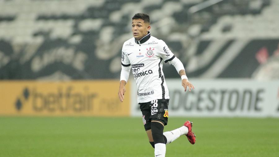 Adson será titular do Corinthians pela primeira vez com Sylvinho - Rodrigo Coca/ Ag. Corinthians