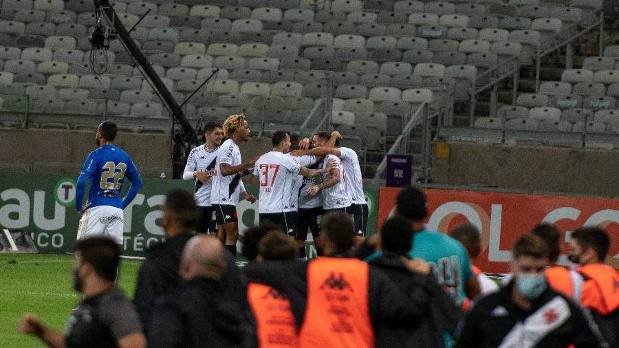 Vasco pode surpreender São Paulo na Copa do Brasil, segundo Mauro Cezar - Alessandra Torres/AGIF