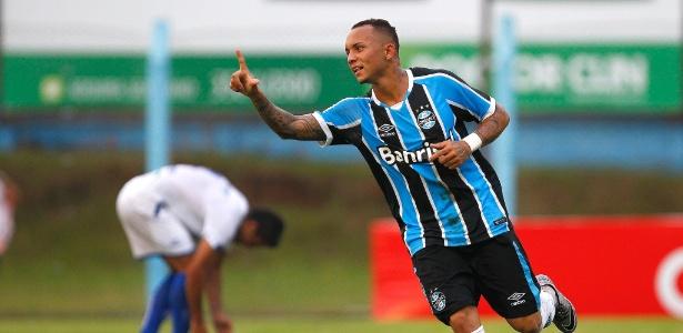Everton está fora de duelo contra o Brasil de Pelotas e se prepara para Libertadores