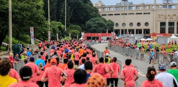 Prova Circuito das Estações, que chega ao Pacaembu, espera receber 15 mil pessoas