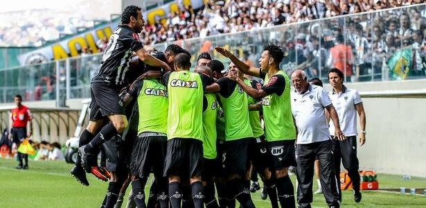 Jogadores do Atlético-MG querem conquistar pelo menos 14 dos próximos 18 pontos em disputa