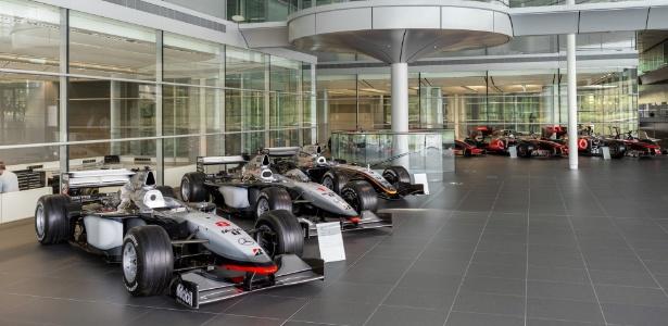 Divisão de Fórmula 1 da McLaren tem de fechar por duas semanas em agosto - Divulgação