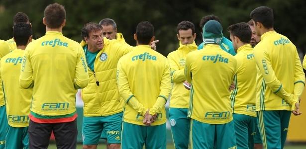Jogo contra o Vitória marcará a despedida do técnico Cuca