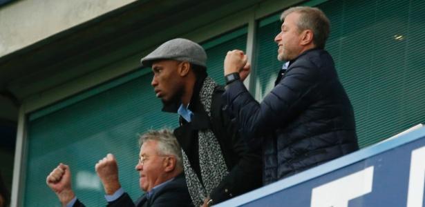 Drogba deu dicas para o PSG conquistar a Liga dos Campeões