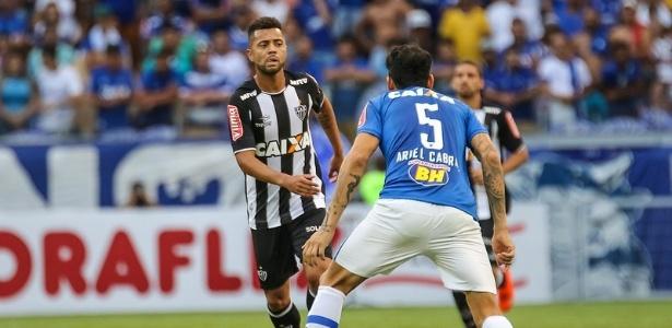 No último clássico, pelo Mineiro, o Atlético-MG foi derrotado pelo Cruzeiro