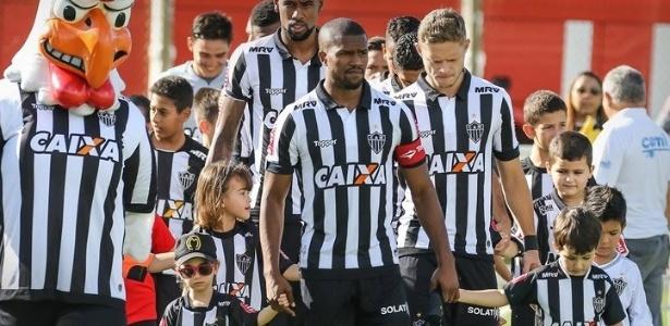 Atlético-MG usou os reservas no jogo contra a Caldense pelo Campeonato Mineiro